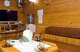 Сибирь, гостиничный комплекс